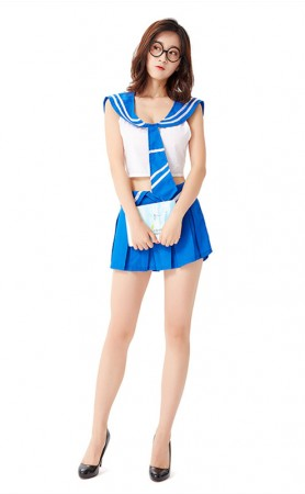 Sexy Sailor Student Sexy Uniform