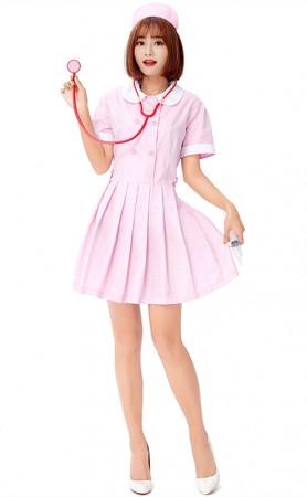 Halloween Naughty Sexy Nurse Outfit Costume