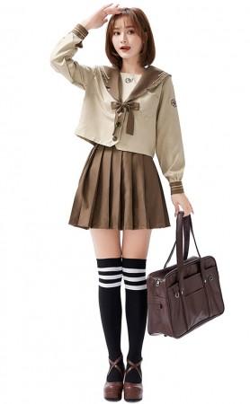 Halloween Anime Loli Japan JK Uniform Cosplay Costume