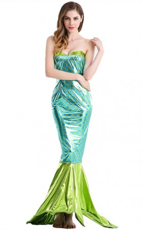 Halloween Party Costume Mermaid Dresses