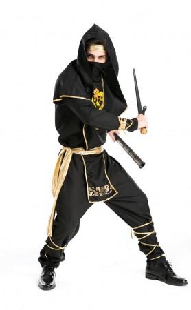 Halloween Ninja Costumes for Man