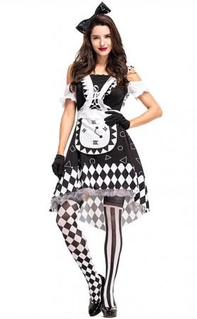 Halloween Alice Alarm Clock Costume