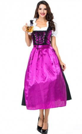 Halloween Oktoberfest Sexy Beer Girl Costumes