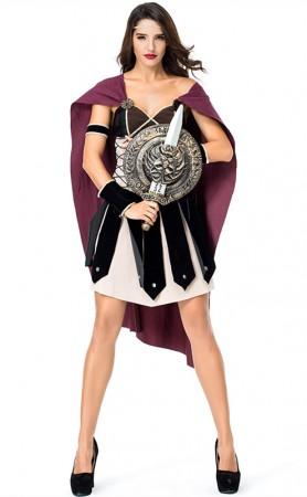Halloween Party Costume Spartan Warrior