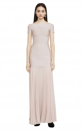 Herve Leger Breanna Signature Essentials Dress
