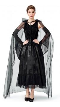Halloween Cosplay Horror Cloak Vampire Costume