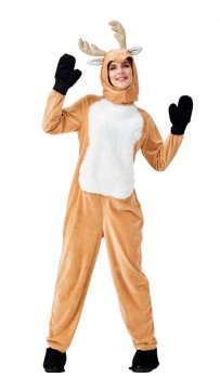 Christmas Elk Costume Animals Cosplay