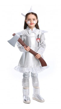 Halloween Oates Countries Tin Man Kids Costumes