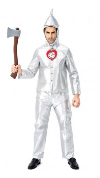 Halloween Oates Countries Tin Man Cosplay Costumes