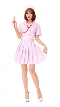 Halloween Sexy Adults Sweet Nurse Costume