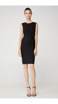 Herve Leger Novelty Bandage Sheath Dress
