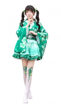Halloween Japanese School Idol Love Live Loli Costume