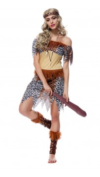 Native American Sexy Halloween Indian Maiden Costume