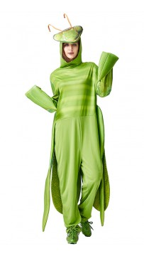 Halloween Animal Cosplay Mantis Costumes For Men And Women