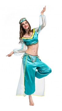 Princess Jasmine Cosplay for Adult