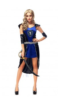 Halloween Greece Goddess Dress Pirate Costumes