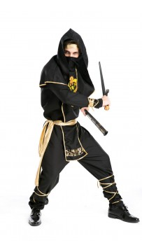 Halloween Ninja Costumes for Man