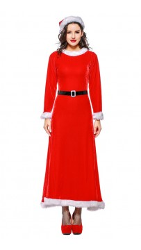 New Red Christmas Dress