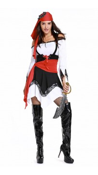 Fantasia Pirate Sexy Halloween Costumes