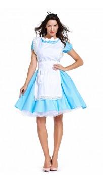Wonderland Cutie Adult Halloween Costume