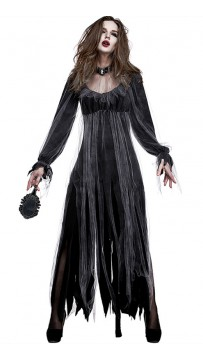 Halloween Costumes Party Cosplay Robe Dress