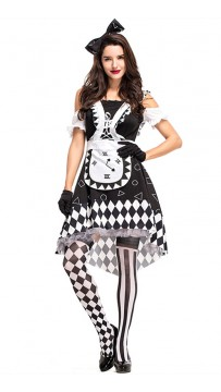 Halloween Alice Alarm Clock Costume