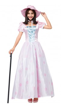 Halloween Shepherd Princess Party Costume