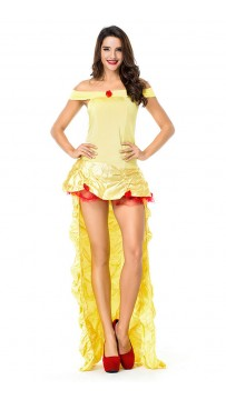 Sexy Deluxe Fairytale Princess Women Costume