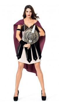 Halloween Party Costume Spartan Warrior