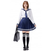 Japanese Style Student Uniform Jk Sailor Party Costume