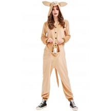 Halloween Animal Cosplay Australia Kangaroo Homewear