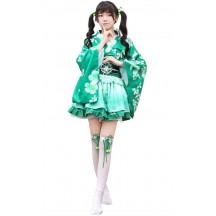 Halloween Japanese School Idol Love Live Loli Costume