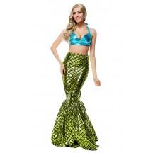 Halloween Sexy Mermaid Party Cosplay Costume