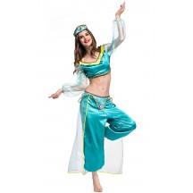 Princess Jasmine Cosplay for Adult