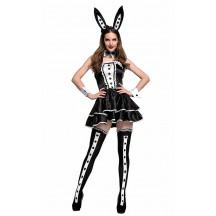 Halloween Bunny Girl Cosplay Party Show Costume
