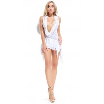 Women Sexy Fallen Angel Queen Halloween Costumes