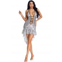 Halloween Bar Party Sexy Dress
