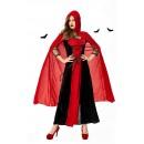 Halloween Uniform Little Red Riding Hood Cosplay Costume