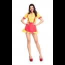 Halloween Oktoberfest Beer Girl Costume Outfit Fancy Costumes