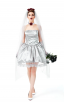 Halloween Parent-Child Costume Horror Ghost Bride Cosplay Suit